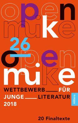 26. open mike von Berlin,  Literaturwerkstatt