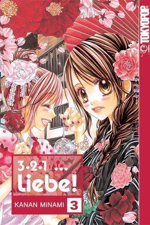 3, 2, 1 … Liebe! 03 von Minami,  Kanan