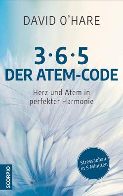 3/6/5 – Der Atem-Code von O'Hare,  David, Seele-Nyima,  Claudia