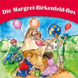 3-CDs: Die Margret-Birkenfeld-Box 4 von Birkenfeld,  Margret