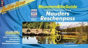 3 Länder Rad & Bike Arena: Nauders – Reschenpass von Esterbauer Verlag