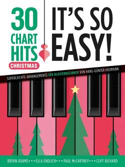 30 Chart-Hits – It's so easy! Christmas von Heumann,  Hans Günter