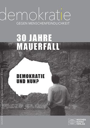 30 Jahre Mauerfall von Becker,  Reiner, Bohn,  Irina, Dürr,  Tina, Küpper,  Beate