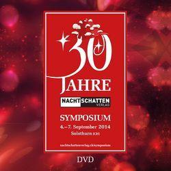 30 Jahre Nachtschatten Verlag von Berger,  Markus, Liggenstorfer,  Roger