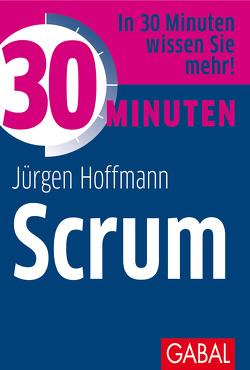 30 Minuten Scrum von Hoffmann,  Jürgen