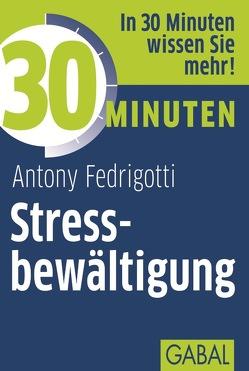 30 Minuten Stressbewältigung von Fedrigotti,  Antony