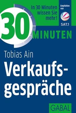 30 Minuten Verkaufsgespräche von Ain,  Tobias