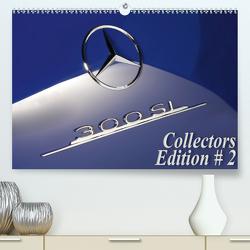 300 SL Collectors Edition 2 (Premium, hochwertiger DIN A2 Wandkalender 2020, Kunstdruck in Hochglanz) von Bau,  Stefan