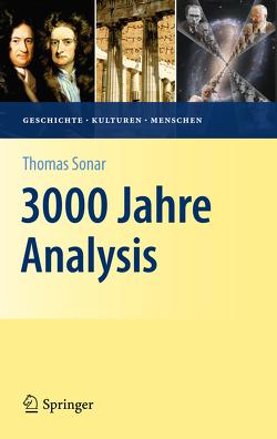 3000 Jahre Analysis von Sonar,  Thomas