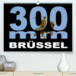 300mm – Brüssel (Premium, hochwertiger DIN A2 Wandkalender 2021, Kunstdruck in Hochglanz) von Bartruff,  Thomas
