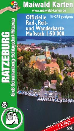 32 Ratzeburg 1.A von Gabriele,  Maiwald, Maiwald,  Björn