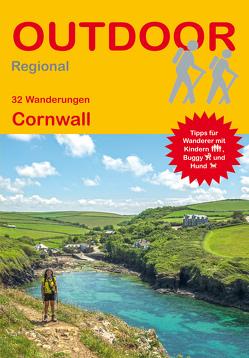 32 Wanderungen Cornwall von Meier,  Janina, Meier,  Markus