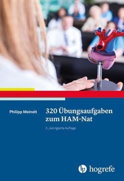 320 Übungsaufgaben zum HAM-Nat von Meinelt ,  Philipp