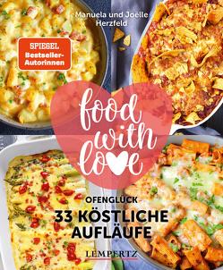 33 köstliche Aufläufe von Herzfeld,  Joёlle, Herzfeld,  Manuela