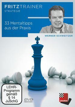 33 Mentaltipps aus der Praxis von Schweitzer,  Werner
