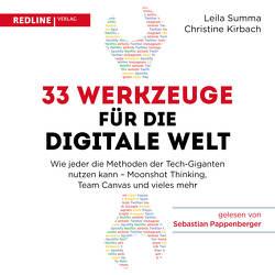 33 Werkzeuge für die digitale Welt von Kirbach,  Christine, Pappenberger,  Sebastian, Summa,  Leila