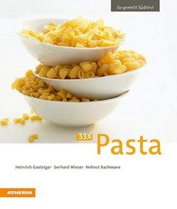 33 x Pasta von Bachmann,  Helmut, Gasteiger,  Heinrich, Wieser,  Gerhard