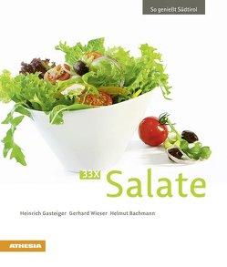 33 x Salate von Bachmann,  Helmut, Gasteiger,  Heinrich, Wieser,  Gerhard