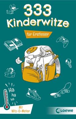 333 Kinderwitze – Für Erstleser von Fiedler-Tresp,  Sonja, Lipkowski,  Ron, Reinki,  Kaja
