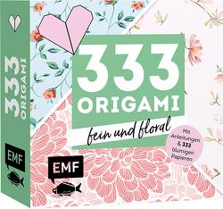 333 Origami – fein und floral