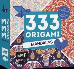 333 Origami – Mandalas
