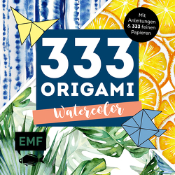 333 Origami – Watercolor