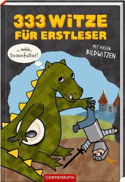333 Witze für Erstleser von Doering,  Svenja, Fransbach,  Kristina, Loth,  Sebastian, Petersen,  Caroline