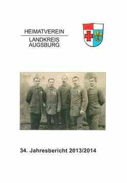 34. Jahresbericht 2013/2014