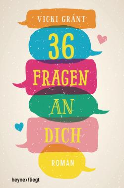 36 Fragen an dich von Finke,  Astrid, Grant,  Vicki