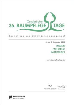 36. Osnabrücker Baumpflegetage von Bouillon,  Jürgen
