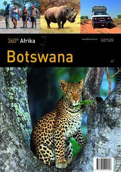 360° Afrika Botswana Special von 360° medien mettmann