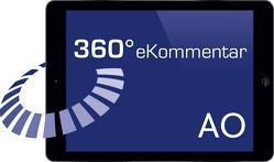 360° AO eKommentar von Baum,  Michael, Brandl,  Harald, Buse,  Johannes W., Szmczak,  Manfred