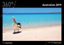 360° Australien Kalender 2019