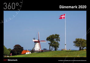 360° Dänemark Kalender 2020 von Klüche,  Hans