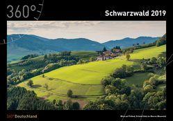 360° Deutschland Kalender 2019 – Schwarzwald