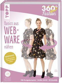 360° Fashion Basics aus Webware nähen von Korff,  Julia