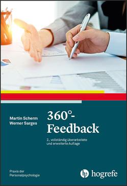 360°-Feedback von Sarges,  Werner, Scherm,  Martin