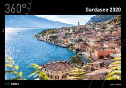 360° Italien – Gardasee Kalender 2020 von Niederwanger,  Judith, Pichler,  Alexander