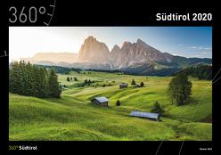 360° Italien – Südtirol Kalender 2020 von Niederwanger,  Judith, Pichler,  Alexander