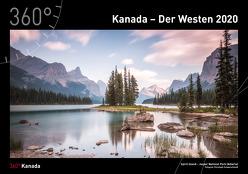 360° Kanada – Der Westen Kalender 2020