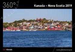 360° Kanada – Nova Scotia Kalender 2019