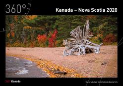 360° Kanada – Nova Scotia Kalender 2020 von Knörchen,  Jörg