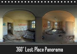 360° Lost Place Panorama (Tischkalender 2019 DIN A5 quer) von DerMische