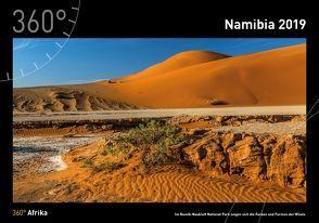 360° Namibia Kalender 2019 von Schütter,  Stefan