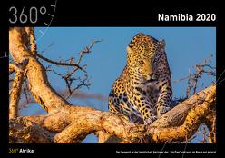 360° Namibia Kalender 2020 von Schütter,  Stefan