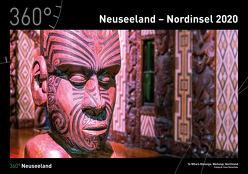 360° Neuseeland – Nordinsel Kalender 2020