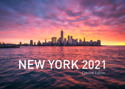 360° New York Exklusivkalender 2021 von Becke,  Jan