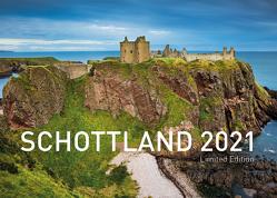 360° Schottland Exklusivkalender 2021 von Sarti,  Alessandra