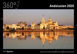 360° Spanien – Andalusien Kalender 2020 von Dressler,  Thomas