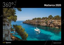 360° Spanien – Mallorca Kalender 2020 von Leue,  Holger